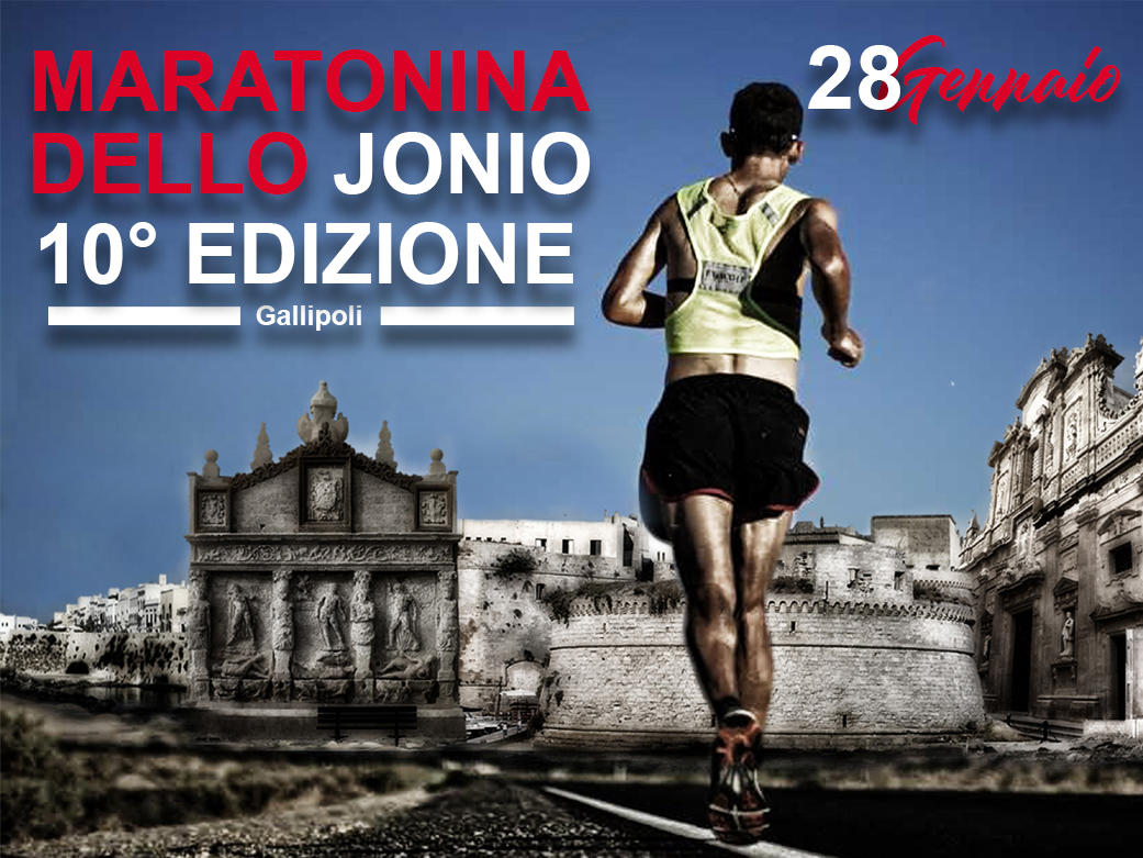 10^ Maratonina dello Jonio - Gallipoli